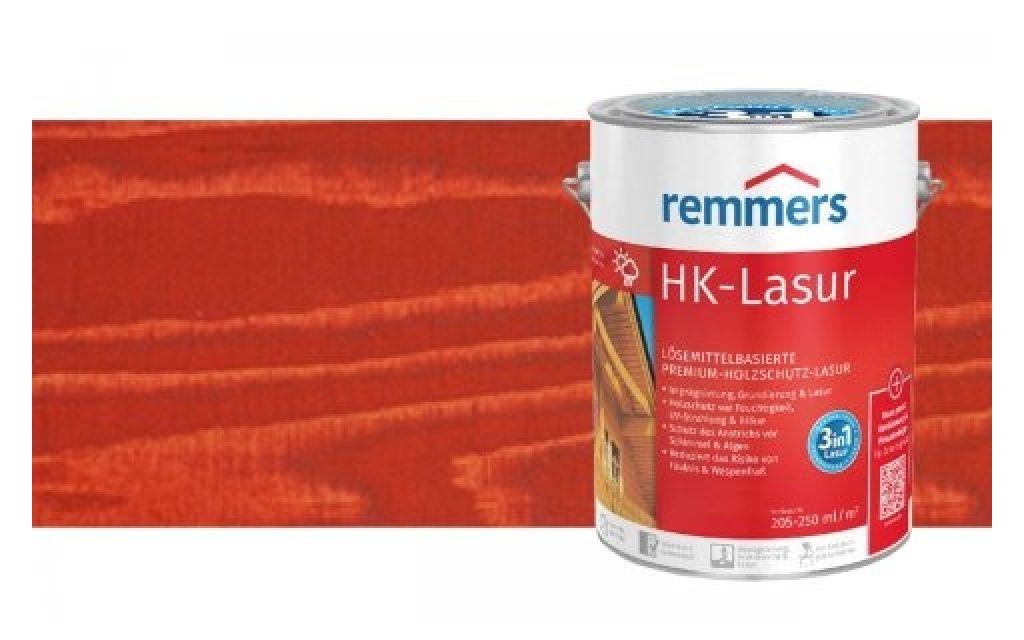HK-Lazuur Canadees Rood