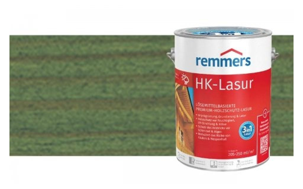 HK-Lazuur Dennengroen 100 ml 2254