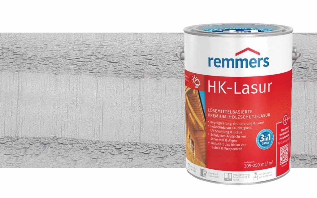 HK-Lazuur leemgrijs 100 ml