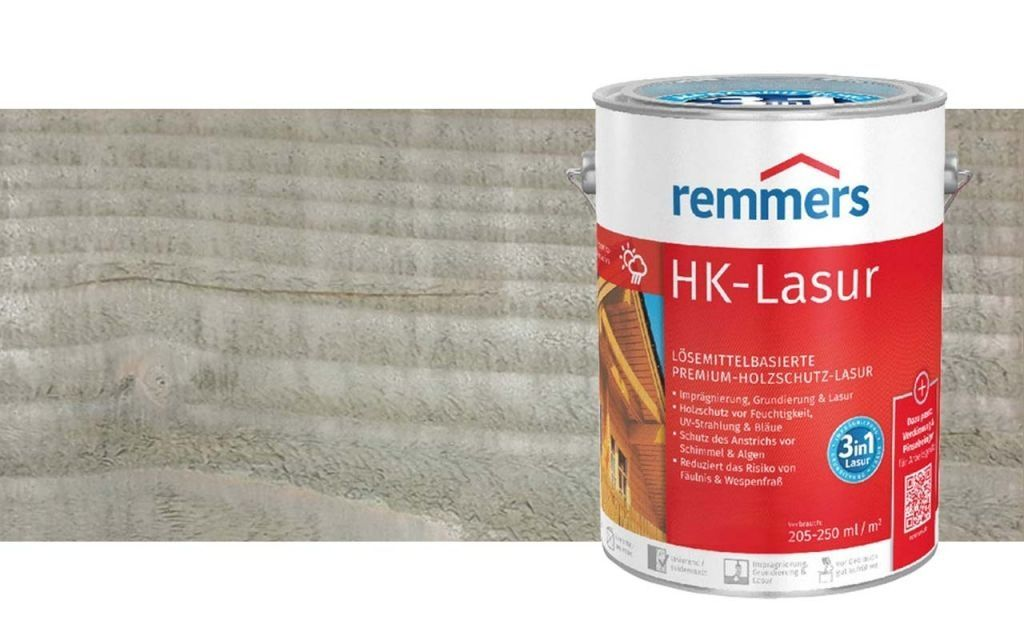 HK-Lazuur Olijfgrijs 100 ml proefverpakking