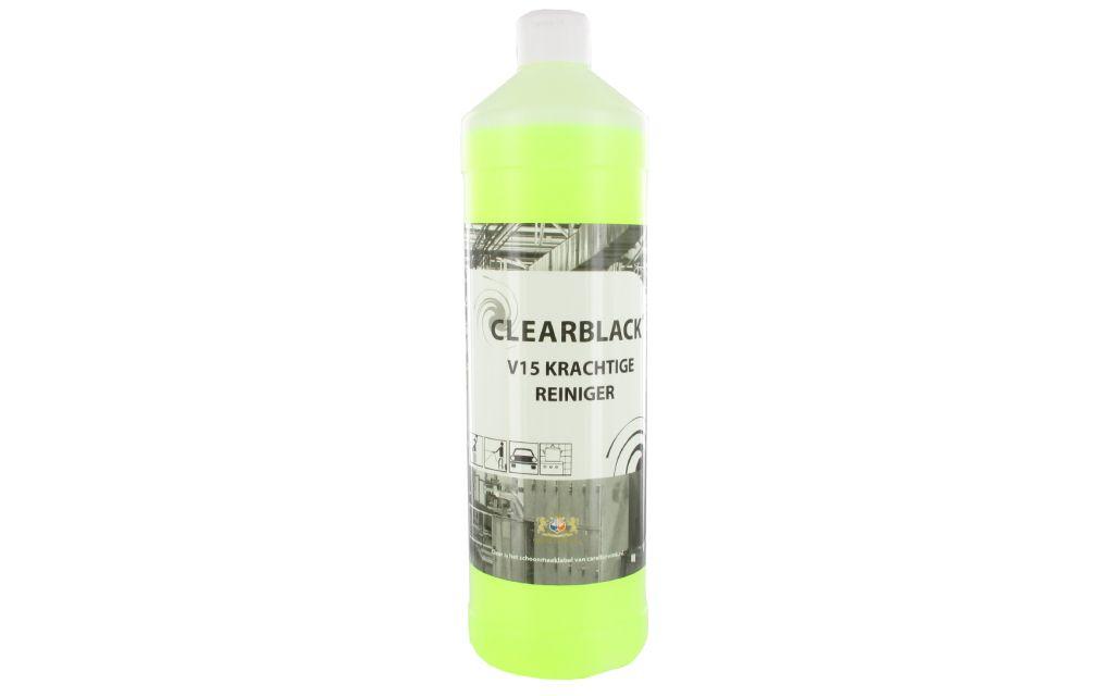 ClearBlack V15 krachtige reiniger
