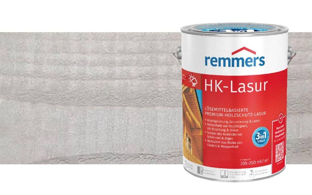 HK-lazuur Zilvergrijs 100 ml