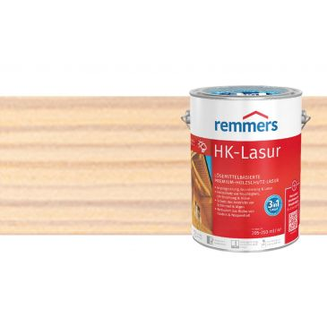 HK-Lazuur RAL 9010 100  ml proefverpakking